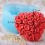 แม่พิมพ์ซิลิโคนหัวใจดอกไม้ 100g 6.4*5.7*3 cm thumbnail 1