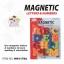 First Classroom - Magnetic ABC ตัวอักษรแม่เหล็ก แบบแผง ขนาด 2 นิ้ว thumbnail 1