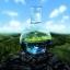 น้ำแร่บริสุทธิ์จากตาฮิติ Polynesian Lagoon Water 100ml thumbnail 1