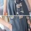 ชุดจั๊มสูท +เสื้อคลุมตัวยาว thumbnail 10