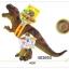 ไดโนเสาร์ ยางนิ่ม ตัวใหญ่ มีเสียงร้อง (ไทรันโนซอรัส เร็กซ์ (ที-เร็กซ์)) thumbnail 1