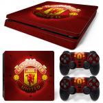 Sticker PS4 Slim - Manchester United