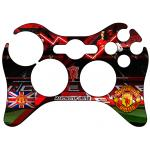 Sticker Xbox360 - Manchester United (3M)