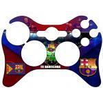 Sticker Xbox360 - Bacelona (3M)