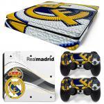 Sticker PS4 Slim - Real Madrid 1
