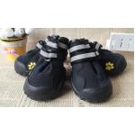 รองเท้าสุนัขโต สีดำ (XL) เบอร์ 7