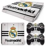 Sticker PS4 Slim - Real Madrid 2
