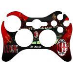Sticker Xbox360 - AC Milan (3M)