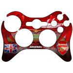 Sticker Xbox360 - Arsenal (3M)