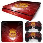 Sticker PS4 Slim - Liverpool 2