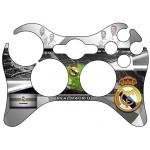 Sticker Xbox360 - Real Madird (3M)