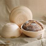 ตระกร้าอบขนมปังฝรั่งเศส W17.5* H10 cm