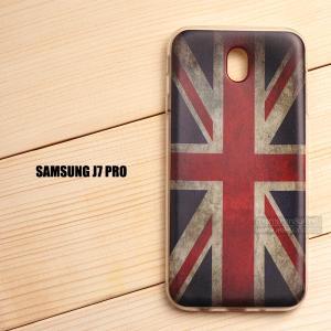 เคส Samsung Galaxy J7 Pro เคสนิ่ม TPU พิมพ์ลาย แบบที่ 8