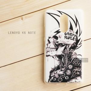 เคส Lenovo K6 Note เคสนิ่ม TPU พิมพ์ลาย แบบที่ 3