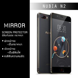 ฟิล์มกันรอย Nubia N2 แบบสะท้อน (Mirror)