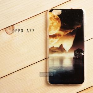 เคส OPPO F3 และ OPPO A77 เคสแข็ง พิมพ์ลาย แบบที่ 1