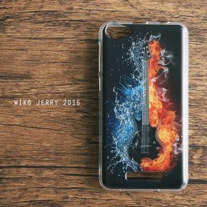 เคส Wiko Jerry 2016 เคสนิ่ม TPU พิมพ์ลาย แบบที่ 2