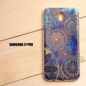 เคส Samsung Galaxy J7 Pro เคสนิ่ม TPU พิมพ์ลาย แบบที่ 6