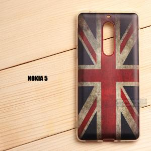 เคส Nokia 5 เคสนิ่ม TPU พิมพ์ลาย แบบที่ 5