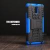เคส Lenovo Vibe P1m เคสบั๊มเปอร์ กันกระแทก Defender สีน้ำเงิน