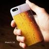 เคส iPhone 5 / 5S / SE เคส TPU พิมพ์ลาย A cup of Beer