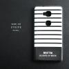 เคส Huawei GR5 เคสนิ่ม TPU พิมพ์ลายนูน 3D สามมิติ (Minimal Series) BEKTM Stripe
