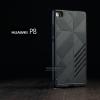 เคส Huawei P8 เคสนิ่ม HYBRID 2 ชั้น ขอบหนาลดแรงกระแทก สีดำ