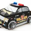 กล่องรถตำรวจ สีดำ police car bag -Black