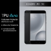 (แบบเต็มจอ) ฟิล์มกันรอย Xiaomi MI 5C แบบใส (วัสดุ TPU) *** โปรดดูการลอกฟิล์มในรายละเอียดสินค้า***