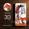 เคส Samsung Galaxy J7 Version 2 (2016) เคสนิ่มสกรีนลาย 3D คุณภาพพรีเมียม ลายที่ 4