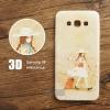 เคส Samsung Galaxy A8 เคสนิ่ม สกรีนลาย 3D สามมิติ แบบที่ 6