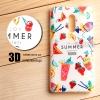 เคส Xiaomi Redmi NOTE 4X เคสนิ่มสกรีนลายสามมิติ 3D ลายที่ 4 Enjoy Summer Cocktails