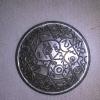 เหรียญเลขศาสตร์(ขอหวย) หลวงพ่อช้วนวัดขวาง