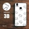 เคส Vivo V3 เคสนิ่ม สกรีนลาย 3D คุณภาพ พรีเมียม ลายที่ 3