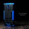 เคส Lenovo A2010 (TRUE Lenovo 4G A2010) กรอบบั๊มเปอร์ กันกระแทก Defender สีน้ำเงิน (เป็นขาตั้งได้)