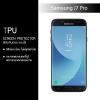 ฟิล์มกันรอย Samsung Galaxy J7 Pro แบบใส (วัสดุ TPU)