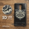 เคส OPPO R7 Plus เคสนิ่ม TPU พิมพ์ลาย 3D แบบที่ 1 (ขอบดำ)