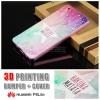 เคส Huawei P8 Lite Bumper + Cover พิมพ์นูน สามมิติ (แบบสไลด์) ลาย G