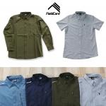 Field Core 4 WAY Stretch Shirt ( แขนสั้น และ แขนยาว )