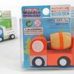 Mini truck set (12 pieces) ชุดรถไม้จิ๋ว รถสะสม