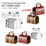 Pavoni Chocolate Mold Kit hand bag KT144