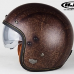 HJC FG70S Vintage Flat Brown