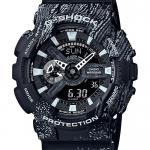 นาฬิกา คาสิโอ G-Shock GA-110TX Textile pattern series รุ่น GA-110TX-1A ของแท้ รับประกัน 1 ปี