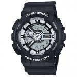 นาฬิกา คาสิโอ G-Shock Limited WHITE & BLACK series รุ่น GA-110BW-1A ของแท้ รับประกัน 1 ปี