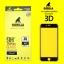 Gorilla Tempered Glass NEW 3D - ฟิลม์กระจกนิรภัย iPhone 7 ( เต็มจอ ขอบโค้งพิเศษ ) thumbnail 2