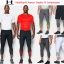 UNDER ARMOUR HeatGear Graphic ¾ Compression thumbnail 1