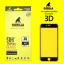 Gorilla Tempered Glass Real Curved 3D - กระจกนิรภัยระดับฟรีเมี่ยม iPhone 6 Plus / 6S Plus ( ขอบโค้งพิเศษ ) thumbnail 1