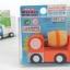 Mini truck set (12 pieces) ชุดรถไม้จิ๋ว รถสะสม thumbnail 1