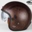 HJC FG70S Vintage Flat Brown thumbnail 1