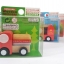 Mini truck set (12 pieces) ชุดรถไม้จิ๋ว รถสะสม thumbnail 2
